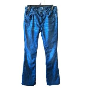7 For All Mankind Jeans size 28 Mia